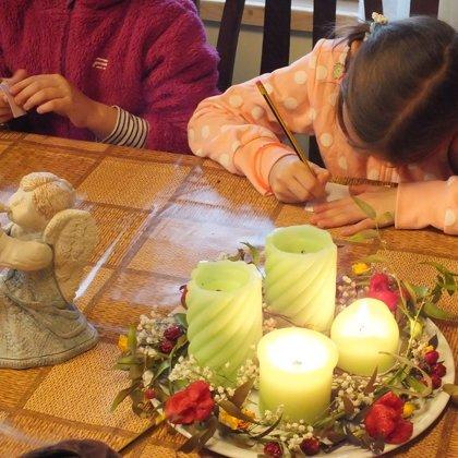 Advento žvakės