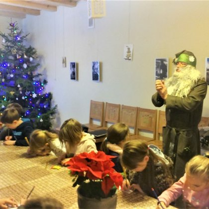 Kalėdinė edukacinė programa